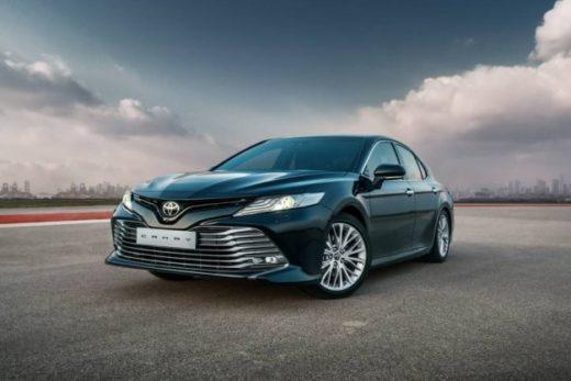 4e9cc5fcb7183558031d05dc2d35af24 520x347 - Новая Toyota Camry в мае стала бестселлером марки в России