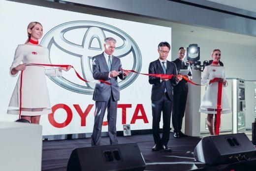 511825d9bb265a67d23c24da5f4ef7e7 520x347 - Toyota открыла свой первый дилерский центр в Мордовии