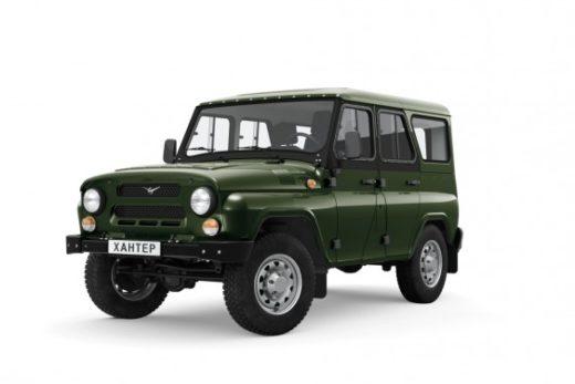 5134759e9242b494b654c53a355f891e 520x347 - В России начались продажи обновленного УАЗ «Хантер»