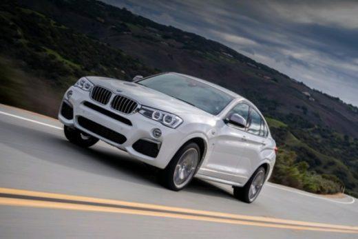 51deb67b0cc608dec94734394212bebf 520x347 - BMW начала российские продажи кроссовера X4 в топовой модификации M40i