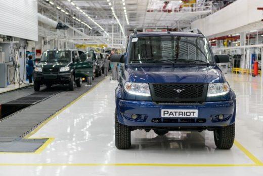 5230e6467eb1122e6ebcaea97a23fbdd 520x347 - УАЗ в январе приостановит производство в связи с модернизацией