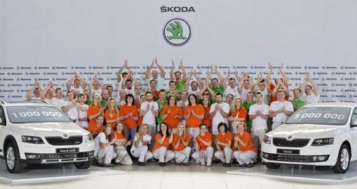 5298e30c8999ae796983c458ac03555e 520x276 - Skoda выпустила 1-миллионный автомобиль Octavia третьего поколения