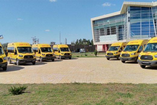52b0d9372f0adab0054a57bcba65267b 520x347 - Ford Sollers поставила в Астраханскую область партию школьных автобусов