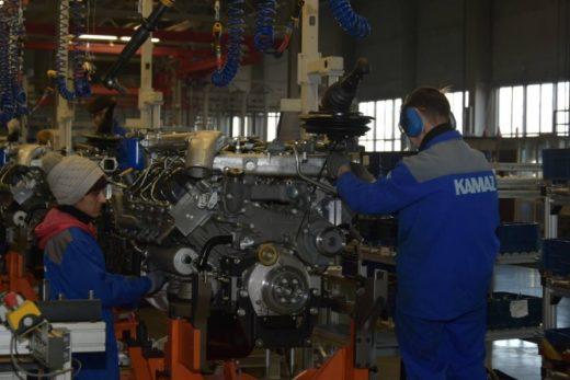 54a635b880ddb0eb1dceeac6500698cb 520x347 - КАМАЗ в 2019 году запустит производство двигателей Р6