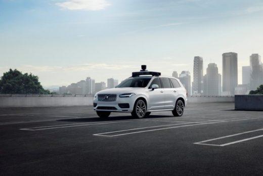 54d33d4bf31bf04ea6a6999649698e17 520x347 - Volvo и Uber представили беспилотный автомобиль на базе Volvo XC90