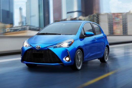 557be7b0a3cbd74f1c137941f07c549e 520x347 - Toyota прекратит продажи хэтчбека Yaris в США