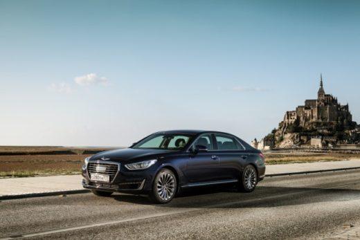 55cd8bb689244d8b5c031cc52630f02f 520x347 - Genesis с начала года реализовал в России более 900 автомобилей