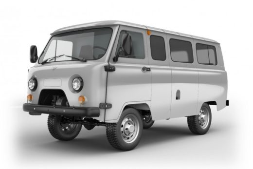 56a9bd1938256586747814eca974f34e 520x347 - УАЗ начал производство обновленных коммерческих автомобилей