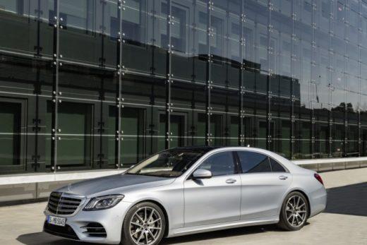 5782c0820f8bf3b959a968dc3096bbec 520x347 - Mercedes-Benz предоставит 400 автомобилей для передвижения участников ПМЭФ 2019