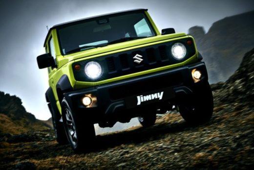 5856626652ce9a058b7521159a0cc06c 520x347 - Новый Suzuki Jimny успешно стартовал на российском рынке