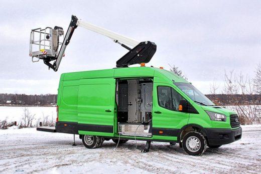 58bb92276805409c99fbc71ce30d0f3e 520x347 - Ford Transit получил в России новую версию специального назначения