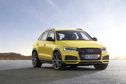 591ed40933fef6d504d028eab714ae55 520x347 - Audi объявила цены на обновленный кроссовер Q3