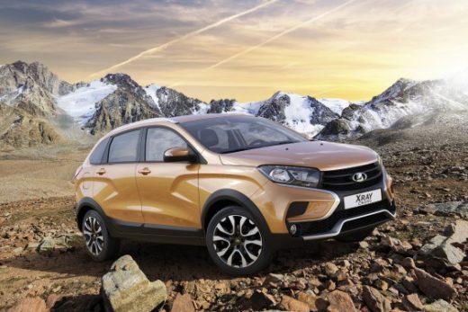 59611385bd527d5cf72ba3927f39e6d1 520x347 - Стали известны цены на LADA XRAY Cross с вариатором Jatco и мотором Renault