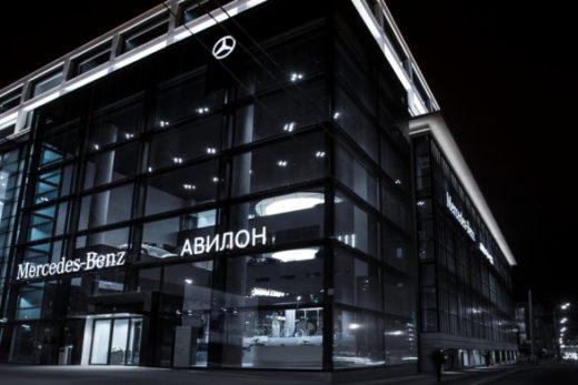 5a18eb2fb17ed8ab3b19339c9d71521d 520x347 - «Авилон» открыл самый большой дилерский центр Mercedes-Benz в Европе