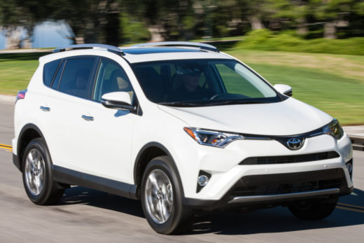 5ab93b8018ff684dd986833fc06ede0d 520x347 - Toyota RAV4 – лидер рынка SUV в январе