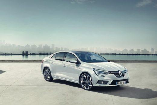 5ce4bb72a192c2cce4cf73261fbc0f21 520x347 - Renault представила Megane в кузове «седан»