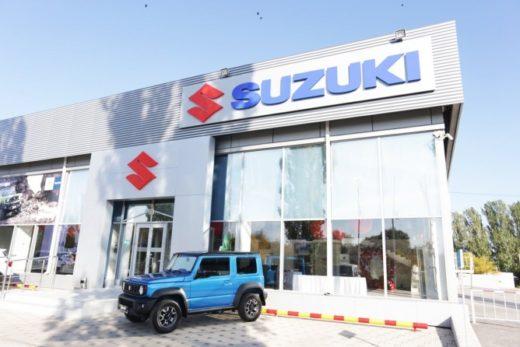 5eeb48e7457930c6dde37ec99fc06e95 520x347 - Suzuki открыла новый дилерский центр в Волгограде
