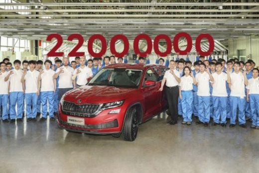 601436396c5ef56002d3be0d3503e243 520x347 - Skoda выпустила 22-миллионный автомобиль