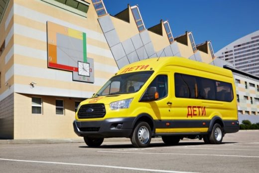 60c7e5877a263ad1bb3fa21be2530e70 520x347 - Ford Sollers поставил в Татарстан более 60 школьных автобусов