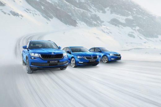 61a75e9f8d5f0256ef304a7c1fe4db12 520x347 - Автомобили Skoda прибавили в цене от 11 до 103 тысяч рублей