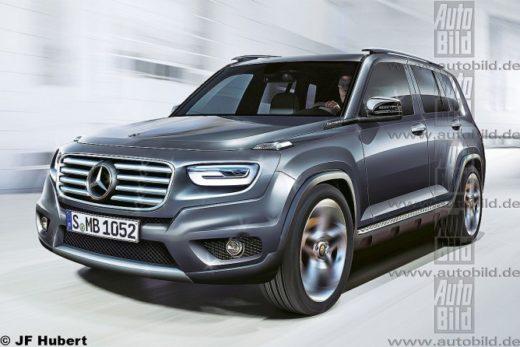 627edf41679d2defc97c5fcf29be9da6 520x347 - Mercedes-Benz готовит брутальную версию мини-кроссовера
