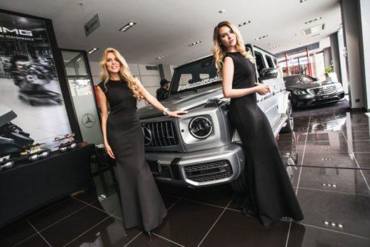 638bd9f92bba6b2170bfd55d6e350da0 520x347 - В России представлен новый Mercedes-Benz G-Класс