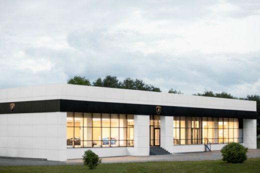 6396a79bb8f9014a33d257ceec7809ea 520x347 - Lamborghini открыл новый дилерский центр в Москве