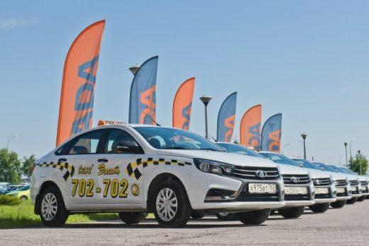 65f0e1b154152703081b33cbbfad1fbe 520x347 - LADA Vesta пополнила таксопарк самарского аэропорта