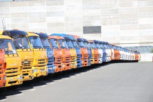 662277858905ad0bb6a4863d2630f270 520x347 - КАМАЗ в 2018 году планирует реализовать более 43 тысяч грузовиков