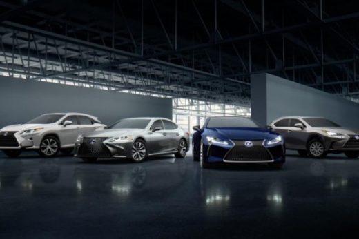 665eac2039927e089a69304ac024b8ee 520x347 - Lexus реализовал 10-миллионный автомобиль