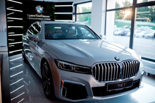 67942cf6df6b1555eeac4746ee65c031 520x347 - «ТрансТехСервис» открыл дилерский центр BMW в Казани