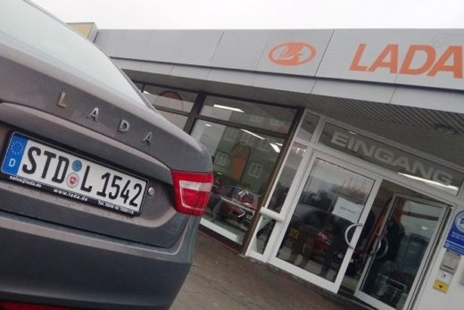 6847ddc6326b618bc497fb985e2640d6 520x347 - Продажи автомобилей LADA в Евросоюзе растут четвертый месяц подряд