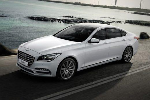 6878372dca72aae5201a4572637e1aa6 520x347 - Седан Genesis G80 будет доступен в России с 2,0-литровым мотором