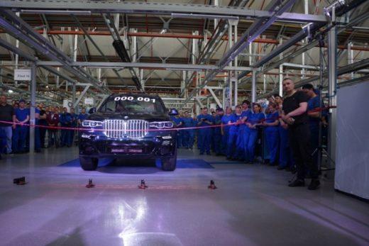 6888efddc3bb303c8b2dc4c3902d7f76 520x347 - «Автотор» начал производство флагманского кроссовера BMW X7
