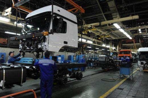 69a8c6408a028d8225e972ef499b2c13 520x347 - КАМАЗ в мае увеличил производство на 9%
