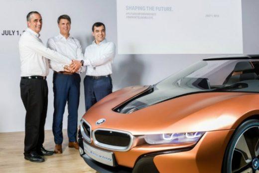 6a3b2b2b20de2872ded757f99c01bf6b 520x347 - BMW и Intel разработают самоуправляемый автомобиль к 2021 году