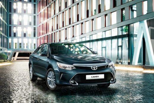 6b42d55e0c9a84cca8a598eb14890401 520x347 - Toyota объявила скидки на свои модели в России