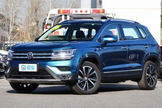 6c37a59facada183a27ee564d3271877 520x347 - Volkswagen Tharu установил абсолютный рекорд продаж в Китае