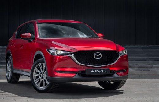 6d00f4b7835f1f3a1715aca700769bad 520x335 - Mazda представила в России обновленный кроссовер CX-5