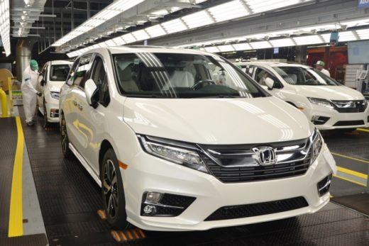 6d3d52c572467ecdad60dde42e4ba9e9 520x347 - Honda начала производство нового Odyssey