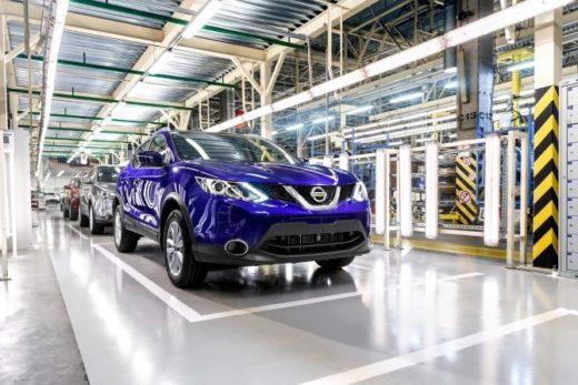 6dd9e3324def0ccdaa00dccc4a626c92 520x347 - Nissan в I полугодии увеличил производство в России на 12%