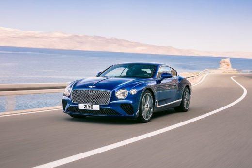 6e0485c556d1385a9d18b4ce726345db 520x347 - Новый Bentley Continental GT появится в России летом 2018 года