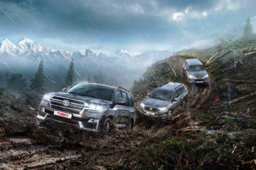 6e4dfbd7c1e21dc1c6d032e5af328201 520x347 - Toyota Land Cruiser 200 и Land Cruiser Prado стали доступны в спецверсии TRD