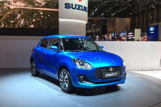 6fb4ff67131a031b18efeae8e8632253 520x347 - Новый Suzuki Swift может добраться до России в 2018 году