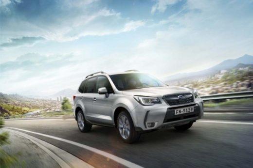 7284a15f3701a71b70990bc57d736306 520x347 - Обновленный Subaru Forester появится в России в мае