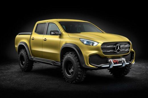 733071c7f54b38e813a5afa545abb526 520x347 - Стали известны подробности о пикапе Mercedes-Benz для России