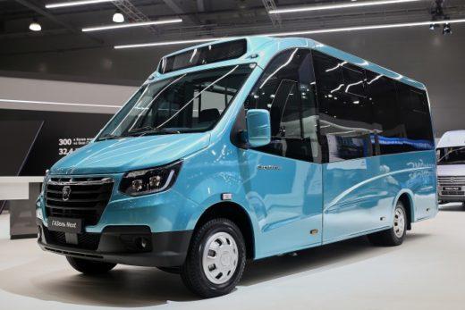 74e8e8f1f5f50d04b393061ae0f2b8cd 520x347 - Представлен новый микроавтобус «ГАЗель Next»