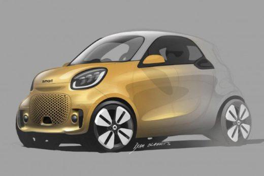 765cd8ff3c3889f0eda5c566e3e90313 520x347 - Smart показал дизайн будущих электрокаров
