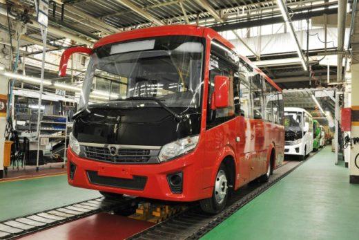 780fc20b9dc8a29cce48a5ce8229a554 520x347 - ПАЗ за 85 лет выпустил 750 тысяч автобусов