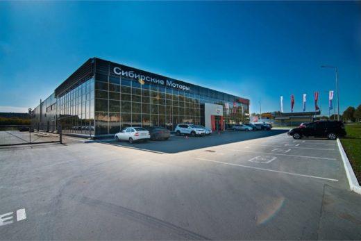 7a4b7918f7859260fbb1ee6a215e77e6 520x347 - Nissan открыл новый дилерский центр в Новосибирске